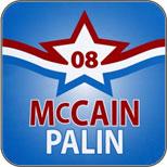 McCain Palin Star