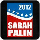 Palin Red White Blue