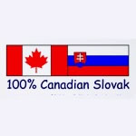 100% Canadian Slovak Clothes