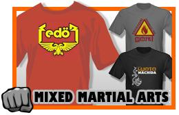 Mixed Martial Arts Shirts