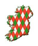 Argyle Ireland Silhouette