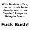 Fuck Bush #4