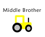 Middle Brother - Yellow Tractor