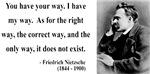 Nietzsche 1