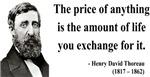 Henry David Thoreau 30