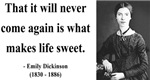 Emily Dickinson 12