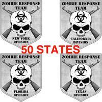 Zombie Response Team: 50 States