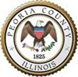 Peoria County Color Seal