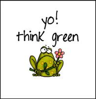 Yo! think green