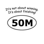 Inspiration for the Ultramarathoner (50M)