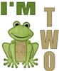 Frog- I'm two