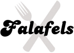Falafels (fork and knife)