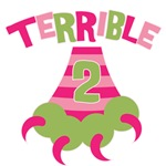 Pink & Green Terrible 2 Monster