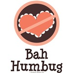 Anti Valentine's Day Bah Humbug Tshirt Gifts