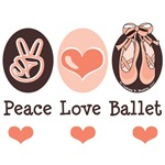 Ballet Ballerina Clothing Gift Presents