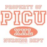 Pediatric Intensive Care Unit Nurse T-shirt Gifts