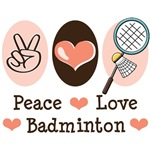 Badminton T shirts Gifts