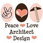 Architect Architecture T shirt Gift Present