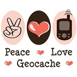 Geocaching T shirts Gifts Geocache Stickers