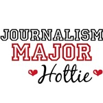 Journalism Major Hottie T shirt Gifts