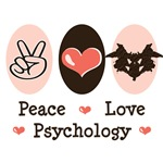 Psychologist and Psychology Gifts and Apparel