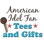 American Idol Fan T-shirt Tees Gifts