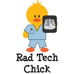 Rad Tech Chick T shirts and Gifts