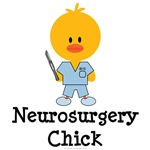 Neurosurgery Chick T shirts Neurosurgeon Gifts