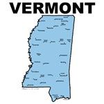 Vermont, Mississippi