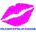 Lips McCain Palin 08