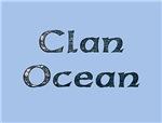Clan Ocean: Light Shirts