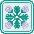 Protea Quilt