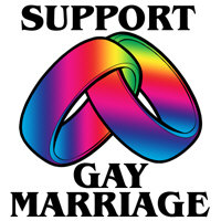 SUPPORT GAY MARRIAGE