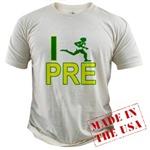 I Run PRE T Shirts