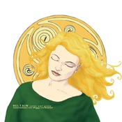 Grania and the Celtic Spiral Sun #2 Tees & Gifts