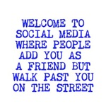 welcom to social media