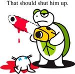 Pissed Turtle