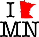 I Love MN Minnesota