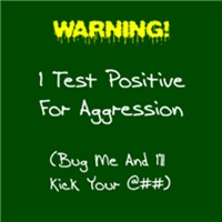 Test For Agression