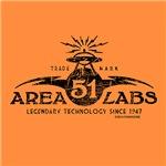 Area 51 Labs Logo