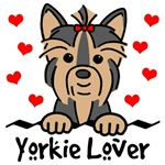 Yorkie Lover