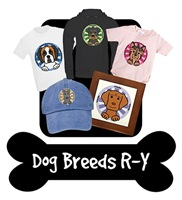 Dog Breeds R-Y