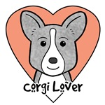 Cardigan Welsh Corgi Lover (Blue Merle Corgi)