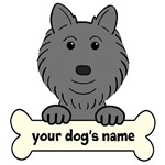 Personalized Belgian Sheepdog