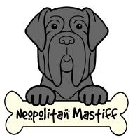 Neopolitan Mastiff Cartoon T-Shirts and Gifts