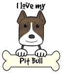 Pit Bull Cartoon