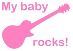 My baby rocks - girl