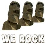 We Rock Easter Island