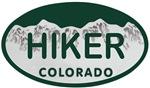 Random Colorado License Plates