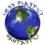 Less Plastic? Fantastic!